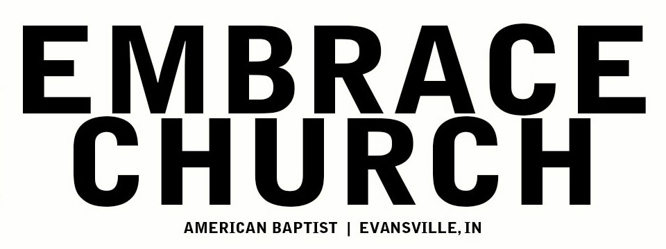 Logo for Embrace Church in Evansville Indiana